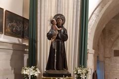 Giovinazzo in festa per Sant'Antonio di Padova: il programma liturgico