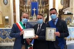 Giovinazzo ha reso omaggio a Luigi Scivetti, Pino Tulipani ed Agostino Picicco