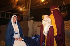 Presepe vivente dei Frati: tanto pubblico per la prima a Giovinazzo. LE FOTO
