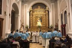 Ieri sera la Festa per la Beata Vergine di Costantinopoli (FOTO)