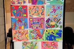 Un trionfo di colori e di forme