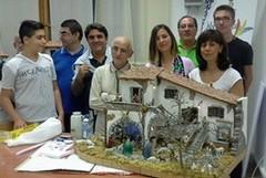 L'arte della costruzione presepiale per l'integrazione sociale