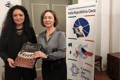 Scambi Italia-Repubblica Ceca: Francesca Galizia ha incontrato nuovamente l'Ambasciatrice Hana Hubáčková