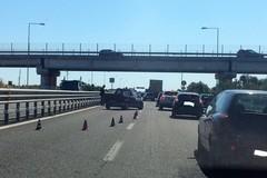 Spettacolare inseguimento sulla 16 bis: i Carabinieri bloccano un'auto