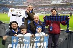 Una serata da ricordare: l'Inter Club Giovinazzo a bordo campo a San Siro