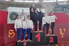 Iris campione di squadra Gold Allieve 1
