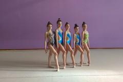 Cinque ginnaste Iris protagoniste all'Individuale Gold