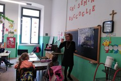 """In Sala San Felice in mostra i quadri degli alunni dell'I.C. """"Bosco-Buonarroti"""""""