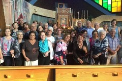 La comunità giovinazzese in Canada ha festeggiato Maria di Corsignano