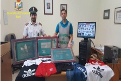 Marchi contraffatti: eseguiti diversi controlli dalla Finanza