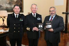 Michele Fiorentino e la passione per la musica e per la Marina Militare