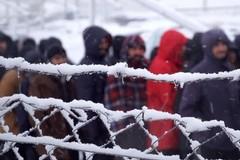Una Quaresima di carità per i migranti al freddo in Bosnia ed Erzegovina