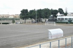 La Regione Puglia finanzia la ristrutturazione del Campo sportivo di Giovinazzo