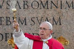 In preghiera con Papa Francesco
