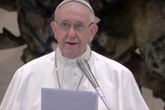 Il Papa ai fedeli: «Vorrei dire ad uno ad uno: ti voglio bene»