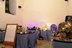 Consensi per la mostra dei presepi Aiap. Il VIDEO della Natività ambientata nel Dolmen
