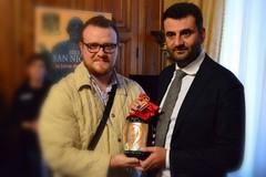 Supporto alle attività culturali della Città Metropolitana di Bari: riconoscimento ad Alessandro Cavaliere