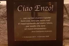 Rimosso pannello che ricordava Enzo Castrignano: la rabbia dell'Osservatorio per la Legalità