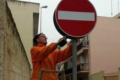 Al via il restyling della segnaletica stradale