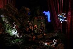 Stasera apre al pubblico il nuovo presepe monumentale di Saverio Amorisco