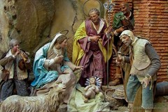 Tutti i presepi da visitare a Santo Stefano