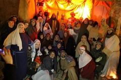 L'Ordine Francescano secolare festeggia i 100 anni a Giovinazzo col grande presepe vivente