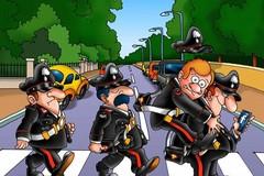 L'Associazione Nazionale Carabinieri presenta le vignette di Antonio Mariella