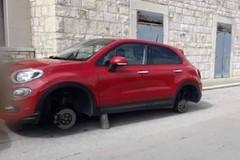 Rubati pneumatici ad auto in sosta: brutto risveglio per i cittadini di Giovinazzo