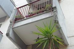 Piazzetta Melone, le case popolari cadono a pezzi. Residenti in allarme, il Comune risponde