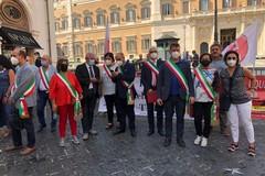Pnnr, anche il Comune di Giovinazzo a Roma contro la disparità di fondi tra nord e sud