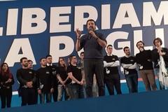 Regionali, Salvini stoppa le lotte intestine: «Chi fa polemica si mette fuori dalla Lega»
