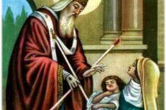 L'Arciconfraternita del Carmine domenica festeggia San Biagio