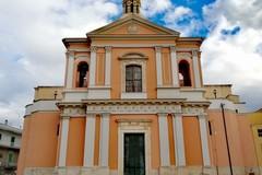 Festa di San Sebastiano, messa per la Polizia Locale nella parrocchia Sant'Agostino