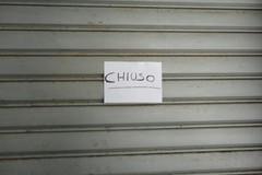 Esercizi commerciali chiusi a Giovinazzo il 25 e 26 aprile ed il 1° maggio