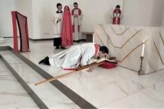 """Venerdì Santo, Don Pietro Rubini: «""""È compiuto"""" significa aver raggiunto il fine dell'Amore»"""