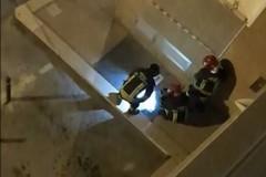 Scoppi e fumo dalla cabina Enel: in azione i Vigili del Fuoco