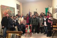 Violenza sulle donne, i Consiglieri di maggioranza donano una nuova sedia rossa