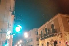 Attivi i nuovi impianti semaforici tra via Bari e via Firenze