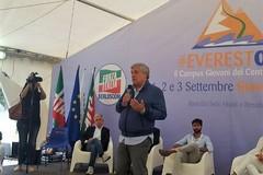 Everest018, è il giorno di Antonio Tajani