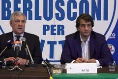 Elezioni regionali, anche Tajani al fianco di Fitto