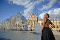 Top Fashion Model di Carmen Martorana ancora una volta a Parigi (FOTO)