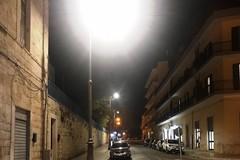 Corso Amedeo d'Aosta, installate nuove lampade al led