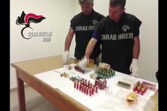 Munizioni e detonatori in un condominio di via Fossato