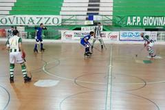 Derby del sud dal finale amaro per l'AFP Giovinazzo