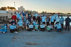 2hands Giovinazzo ripulisce il tratto costiero di Levante