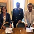 """""""Spiagge sicure 2020 """": siglata l'intesa tra Prefetto di Bari e Sindaco di Giovinazzo"""