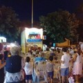 Teatro dei burattini fino al 25 agosto in Villa Palombella