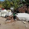 Discarica sulla provinciale per Bitonto: LE FOTO shock