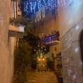 Vico Sagarriga è uno spot natalizio per Giovinazzo (FOTO)