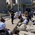 2hands Giovinazzo ed Opa Opa hanno ripulito il Molo di sottovento ed i fondali marini